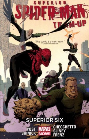 SUPERIOR SPIDER-MAN TEAM-UP VOLUME 2 SUPERIOR SIX GRAPHIC NOVEL