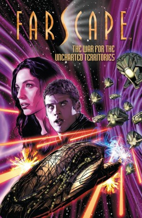FARSCAPE VOLUME 7 THE WAR FOR THE UNCHARTED TERRITORIES GRAPHIC NOVEL