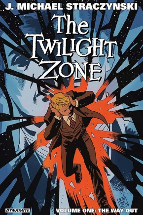TWILIGHT ZONE VOLUME 1 THE WAY OUT GRAPHIC NOVEL