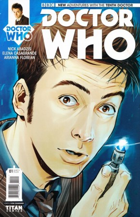 DOCTOR WHO 10TH DOCTOR #1 (2014 SERIES) SUBSCRIPTION VARIANT