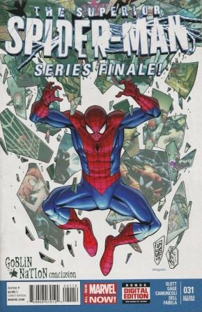 SUPERIOR SPIDER-MAN #31 (2013 SERIES) 2ND PRINTING