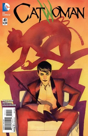 CATWOMAN #41 (2011 SERIES)