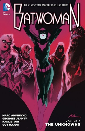 BATWOMAN VOLUME 6 THE UNKNOWNS GRAPHIC NOVEL