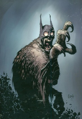 ABSOLUTE BATMAN THE COURT OF OWLS HARDCOVER