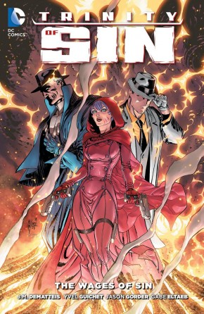 TRINITY OF SIN VOLUME 1 THE WAGES OF SIN GRAPHIC NOVEL