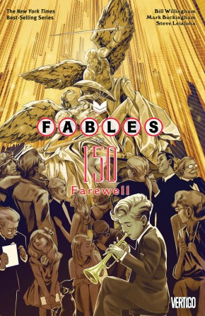 FABLES VOLUME 22 FAREWELL GRAPHIC NOVEL
