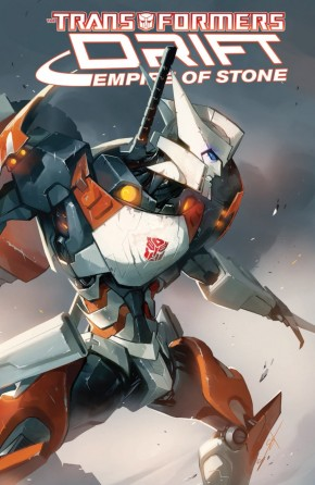 TRANSFORMERS DRIFT EMPIRE OF STONE GRAPHIC NOVEL