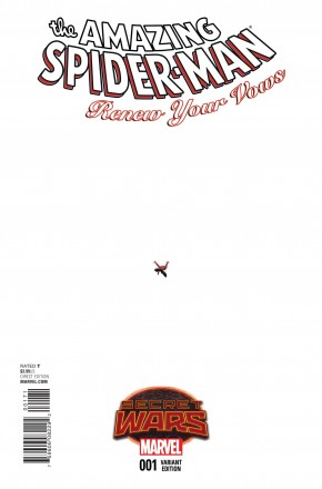 AMAZING SPIDER-MAN RENEW YOUR VOWS #1 (2015 SERIES) 1 IN 15 ANT SIZED INCENTIVE