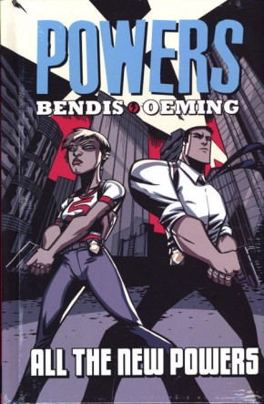 POWERS VOLUME 1 ALL NEW POWERS HARDCOVER