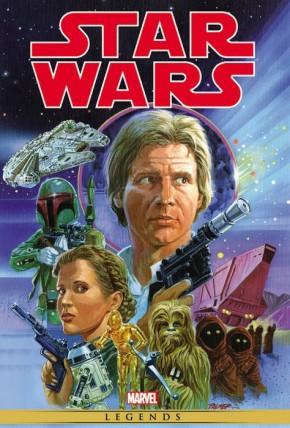 STAR WARS MARVEL YEARS OMNIBUS VOLUME 3 HARDCOVER