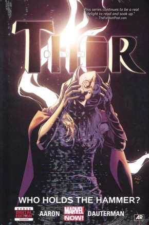 THOR VOLUME 2 WHO HOLDS THE HAMMER HARDCOVER