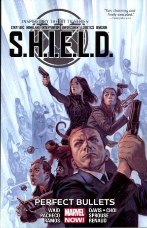 SHIELD VOLUME 1 PERFECT BULLETS GRAPHIC NOVEL