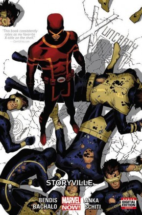 UNCANNY X-MEN VOLUME 6 STORYVILLE HARDCOVER