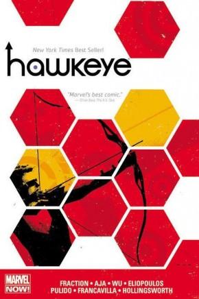 HAWKEYE VOLUME 2 DELUXE EDITION HARDCOVER