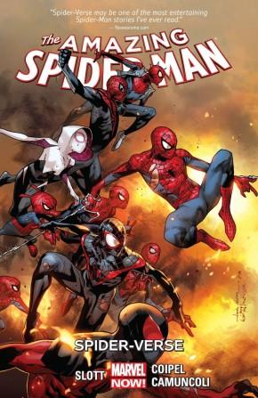 AMAZING SPIDER-MAN VOLUME 3 SPIDER-VERSE GRAPHIC NOVEL
