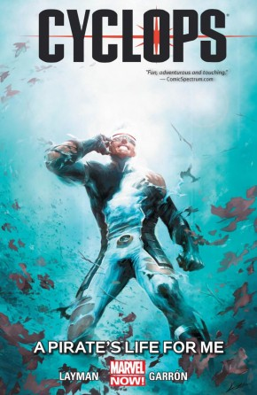 CYCLOPS VOLUME 2 A PIRATES LIFE FOR ME GRAPHIC NOVEL