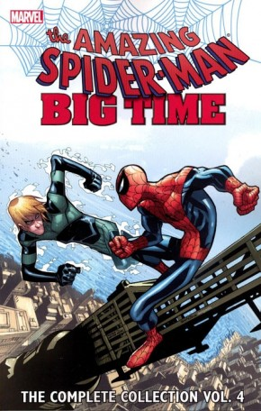 SPIDER-MAN BIG TIME VOLUME 4 COMPLETE COLLECTION GRAPHIC NOVEL