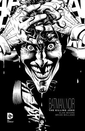BATMAN NOIR THE KILLING JOKE HARDCOVER