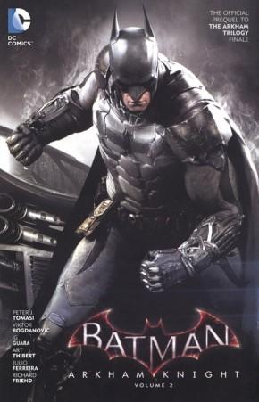 BATMAN ARKHAM KNIGHT VOLUME 2 GRAPHIC NOVEL