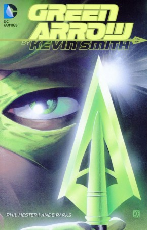 GREEN ARROW BY KEVIN SMITH GRAPHIC NOVEL