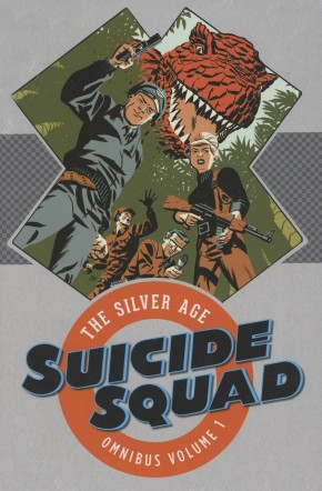 SUICIDE SQUAD THE SILVER AGE OMNIBUS HARDCOVER