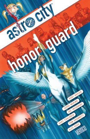 ASTRO CITY HONOR GUARD HARDCOVER