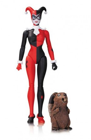 DC DESIGNER SERIES AMANDA CONNER TRADITIONAL HARLEY QUINN ACTION FIGURE