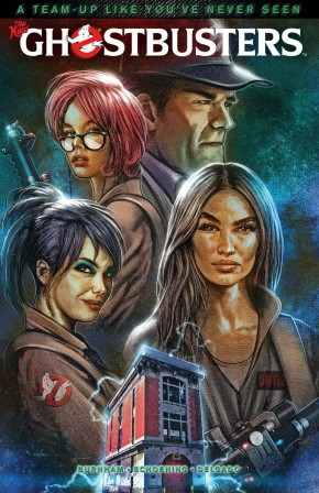 GHOSTBUSTERS VOLUME 5 THE NEW GHOSTBUSTERS GRAPHIC NOVEL (NEW EDITION)