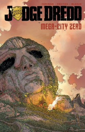 JUDGE DREDD MEGA-CITY ZERO VOLUME 1 GRAPHIC NOVEL