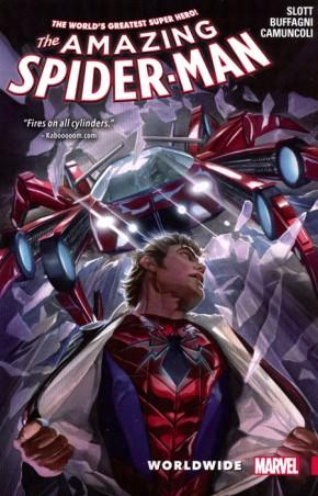 AMAZING SPIDER-MAN WORLDWIDE VOLUME 2 GRAPHIC NOVEL