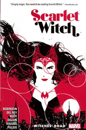 SCARLET WITCH VOLUME 1 WITCHES ROAD GRAPHIC NOVEL