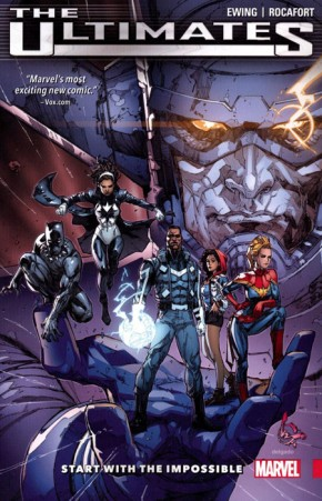ULTIMATES OMNIVERSAL VOLUME 1 START WITH THE IMPOSSIBLE GRAPHIC NOVEL