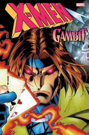 X-MEN THE TRIAL OF GAMBIT GRAPHIC NOVEL