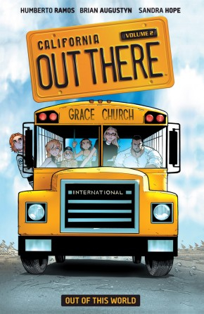 OUT THERE VOLUME 2 GRAPHIC NOVEL
