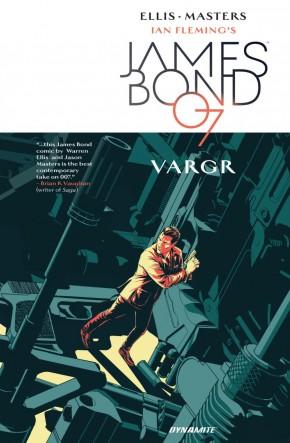 JAMES BOND VOLUME 1 VARGR HARDCOVER