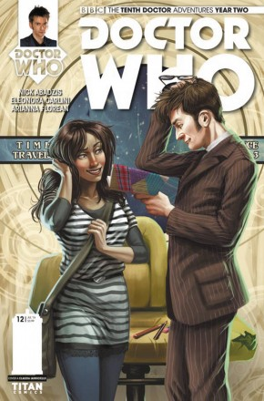 Doctor Who 10th Year Two #12