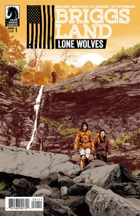 BRIGGS LAND LONE WOLVES #1