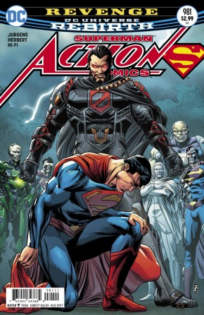 ACTION COMICS #981 (2016 SERIES)