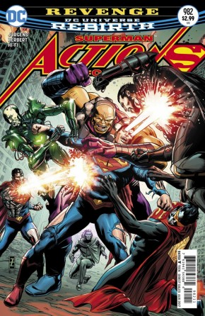 ACTION COMICS #982 (2016 SERIES)