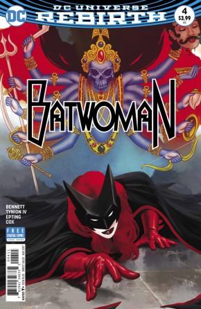 BATWOMAN #4 (2017 SERIES)