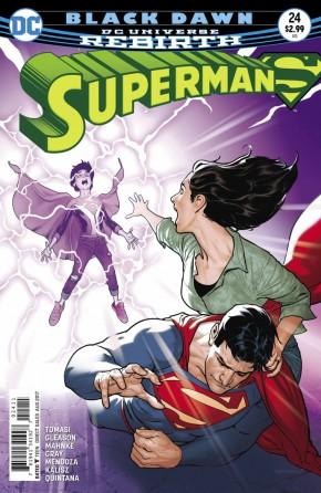 SUPERMAN #24 (2016 SERIES)