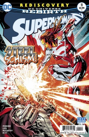 SUPERWOMAN #11 (2016 SERIES)