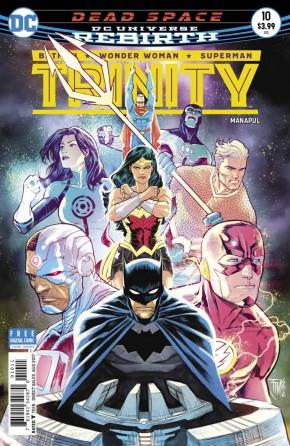TRINITY #10 (2016 SERIES)