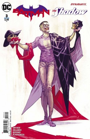 BATMAN THE SHADOW #3