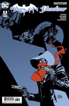 BATMAN THE SHADOW #3 RISSO VARIANT