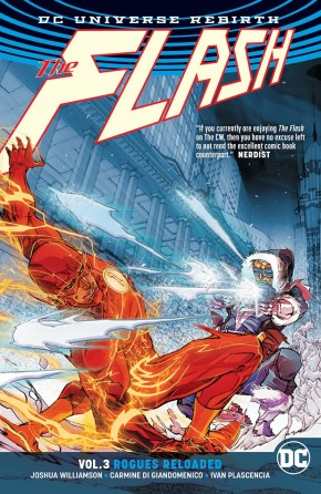 FLASH VOLUME 3 ROGUES RELOADED GRAPHIC NOVEL
