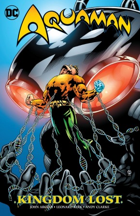 AQUAMAN VOLUME 3 KINGDOM LOST GRAPHIC NOVEL
