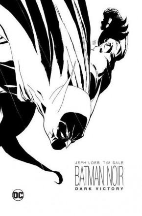 BATMAN NOIR DARK VICTORY DELUXE EDITION HARDCOVER