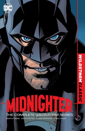 MIDNIGHTER THE COMPLETE WILDSTORM SERIES GRAPHIC NOVEL