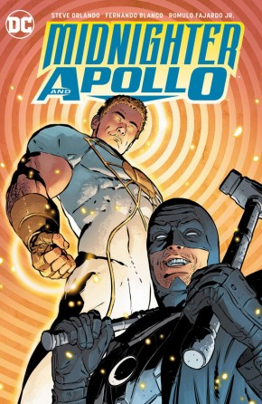 MIDNIGHTER AND APOLLO GRAPHIC NOVEL
